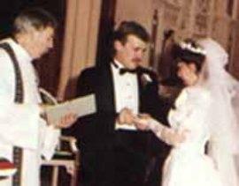 Perry&  Helen's wedding